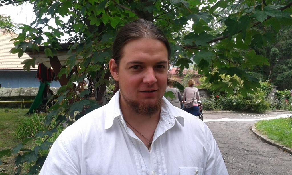 Sandor Kalman Huba sajtmester.jpg